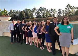 FBLA State Leadership Conference Participants