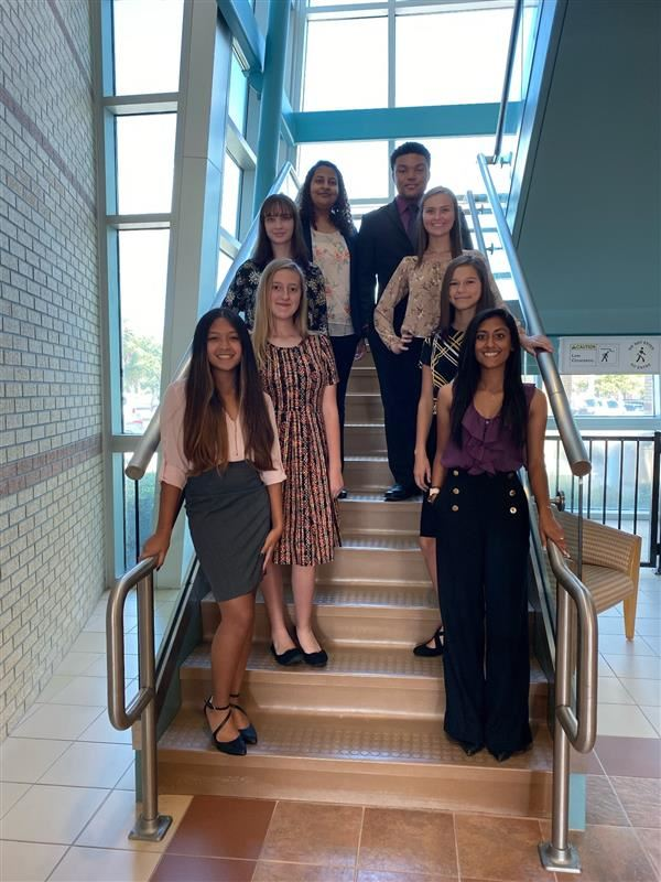 FBLA District Officers Training