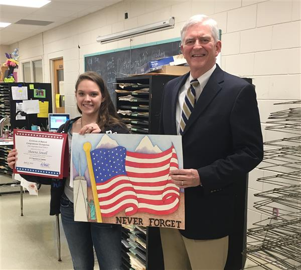 Sumter County Congressional Art Competition
