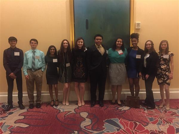 FBLA State Leadership Conference 2019