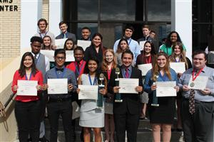 FBLA District Awards