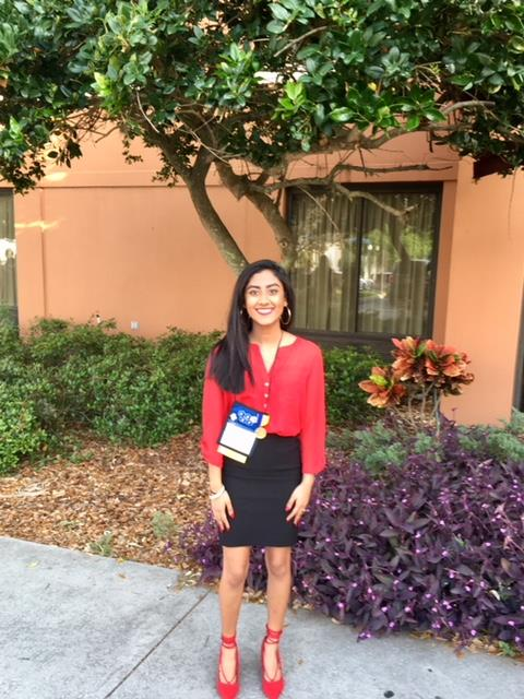 State Science Fair - Vrinda
