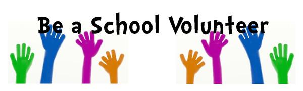Be a School Volunteer