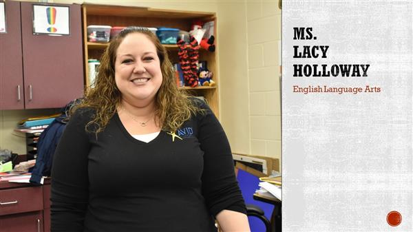 Mrs. Lacy Holloway