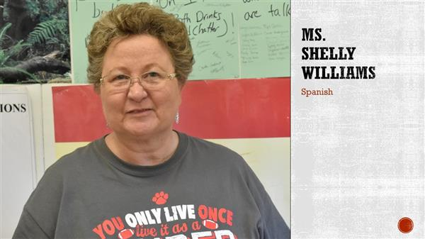 Mrs. Shelly Williams